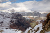 from Great Castle How towards Helvellyn