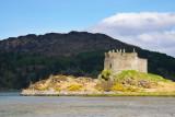 Castle Tioram area