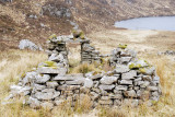 Bealach na Gaoithe settlement & Glenuig Hill
