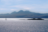Jura from further down Keillmore peninsula