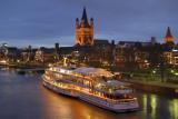 River boat, Cologne
