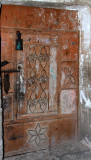 Door in the old Suq, Sanaa