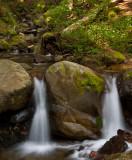 Swanson Creek, Waterfall Loop