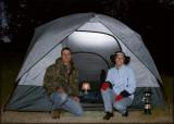 Camping at Joseph D Grant County Park
