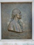 Bas-Relief of George Washington