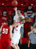 WKU Ladytoppers vs Lou-Laf 12/31/09 Game Pictures