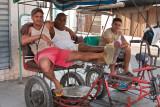 Pedicab Drivers