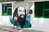 Portrait of Camilo Cienfuegos