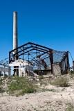 Abandoned Sugar Processing Plant