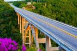 Bridge Over the Rio Bacunayagua Gorge
