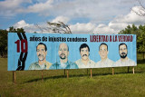 Five Cuban's Reportedly Held in US Prison System