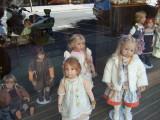 dolls on the edge of weird
