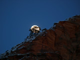 Moonrise in Zion
