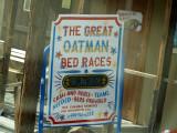 The Great Oatman Bed Races 1/26/08!