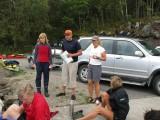 Anja och Tomas ledare och Maria halvledare