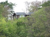 Otterkobbarna och Göran  Ojas  hus ( toppstugan)