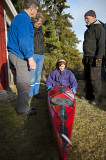 Ewa provsitter en av årets nykomlingar.