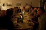 Välförtjänt middag