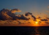 Sunrise at Sea Day 2