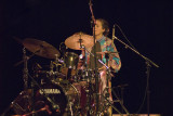 Chico Cesar's drummer