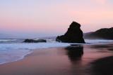 Sunrise at Seal Rock