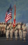 United States Marine Corps OCS Graduation