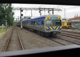Overtaken at BLY