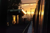 Sunset at West Footscray