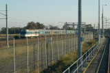 Rear of  XPT