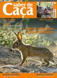 Capa da revista  SABER de CAÇA