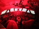 Comet Cockpit Al Mahatah Museum Sharjah