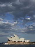 Sydney Opera House with passing traffic.JPG