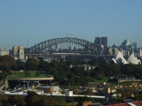 View from the Holiday Inn Potts Point Sydney.JPG