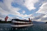 T.S.S. Earnslaw Lake Wakatipu