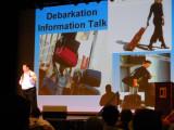 Debarkation talk already?!