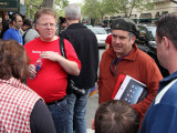 Robert Scoble and friend.