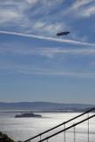 Alcatraz and Airship