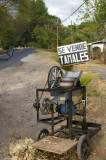 Se Vende Tamales - Tamale Cart