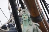 HMS Surprise Figurehead