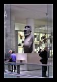 Hoa Hakananai'a around AD 1000 - British Museum (EPO_7202)