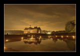Vaux le Vicomte - Stars and candels