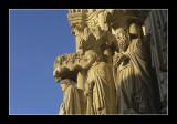 Exterieur de La cathedrale de jour