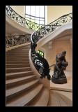 Escalier tout en courbes