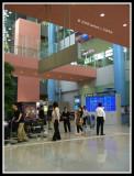 Arrival Hall at Kansai International Airport