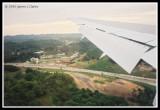 Landing at Brunei