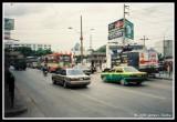 Along Rama IV Road