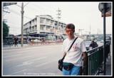 Me at Rama IV Road