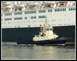 The Tug Boat and the Queen