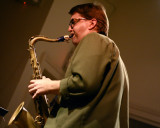 Andrew Bishop, sax
