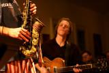 Matt Darriau (sax), Brad Shepik (guitar)